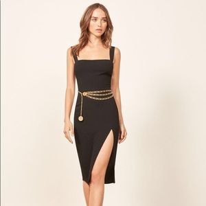 Gorgeous, sexy Reformation dress. Brand new!